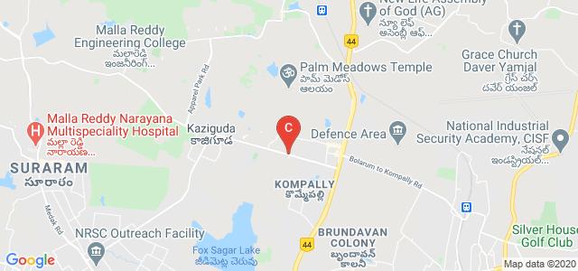 Kompally, Hyderabad, Telangana, India