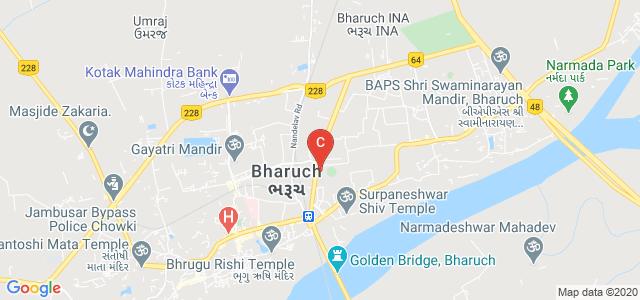 Shri S'ad Vidya Mandal Institute Of Technology, NH 48, Bholav, Bharuch, Gujarat, India