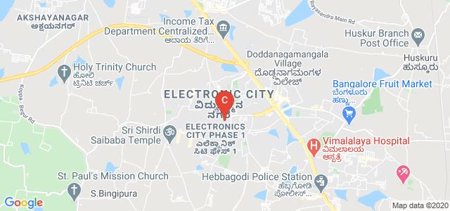 Institute of Bioinformatics and Applied Biotechnology, Biotech Park, Electronics City Phase 1, Electronic City, Bengaluru, Karnataka, India