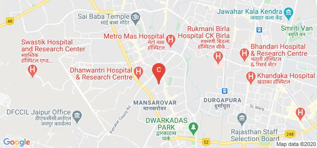 Institute of hotel management and culinary studies, Ward 27, Mansarovar Sector 8, Mansarovar, Jaipur, Rajasthan, India
