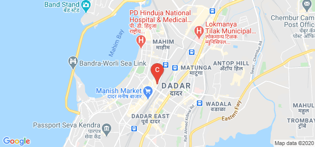 Pearl Centre, Senapati Bapat Marg, St Sebastian Colony, Dadar West, Dadar, Mumbai, Maharashtra 400028, India