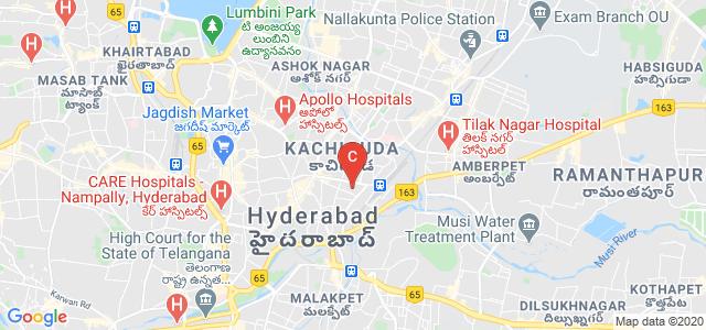 Badruka Institute Of Management Studies, Kachiguda Station Road, Rahamath Bagh, Chappal Bazar, Kachiguda, Hyderabad, Telangana, India