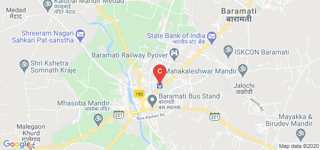 Baramati, Ashok Nagar Colony, Pune, Maharashtra 413102, India