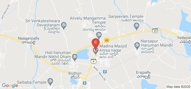 Indur PG College of Business Management, Bodhan, Achanpally, Buswatarag Nagar, Bodhan, Telangana, India