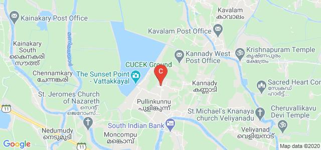 Cochin University College of Engineering Kuttanadu CUCEK, Kidangara Mankombu Road, Kuttanadu, Pulincunnu, Kerala, India