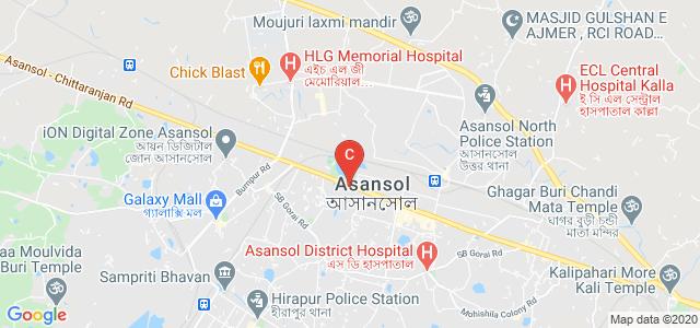 St. Xavier's College, Asansol, GT Road, Chelidanga, Asansol, West Bengal, India