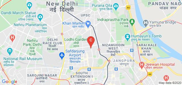 All India Management Association, Lodhi Road, Gokalpuri, Institutional Area, Lodi Colony, New Delhi, Delhi, India
