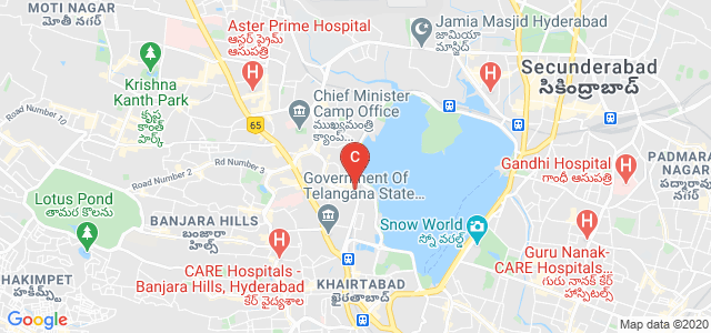 Synergy School of Business, Raj Bhavan Road, Somajiguda, Hyderabad, Telangana, India