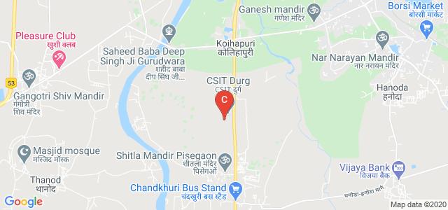 Shivalik Institute Of Management Education & Research, Durg, Chhattisgarh, India