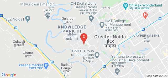 ACCMAN Institute of Management, Knowledge Park III, Greater Noida, Uttar Pradesh, India