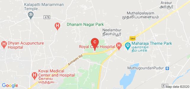 G R Damodaran Academy of Management, Avinashi Road, Cexus Nagar, Neelambur, Coimbatore, Tamil Nadu, India
