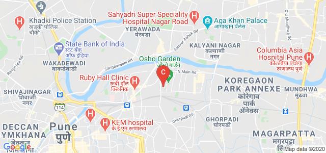 Sadhu Vaswani Institute of Management Studies, Koregaon Rd, Vasani Nagar, Koregaon Park, Pune, Maharashtra, India