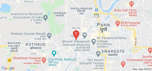 Chetan Dattaji Gaikwad Institute of Management Studies, Karve Road, Pandurang Colony, Erandwane, Pune, Maharashtra, India