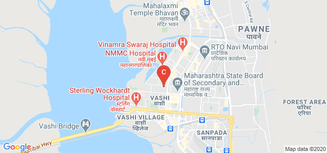Juhu Nagar Road, Sector 9A, Vashi, Navi Mumbai, Maharashtra, India