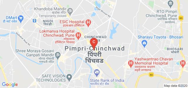 Audyogik Shikshan Mandal Institute of Professional Studies, Old Mumbai Road, MIDC, Pimpri Colony, Pune, Maharashtra, India