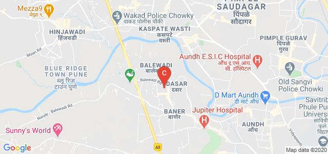 Dnyansagar Institute of Management and Research, Baner Balewadi Road, Laxman Nagar, Baner, Pune, Maharashtra, India