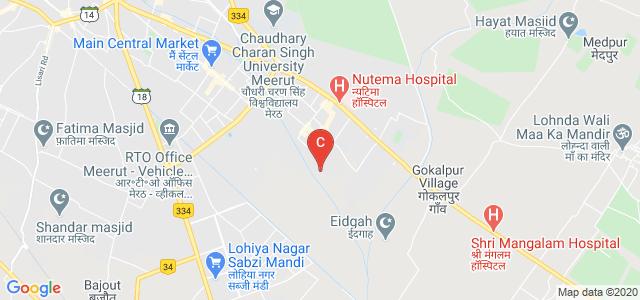 BDS Institute of Management, Sector 8, Jagrati Vihar, Meerut, Uttar Pradesh, India