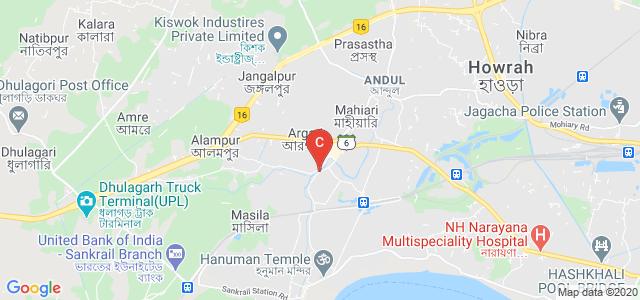 Andul Mouri Road, Jhorehat, Ramrajatala, Rajarbagan, Sankrail, Howrah, West Bengal 711302, India