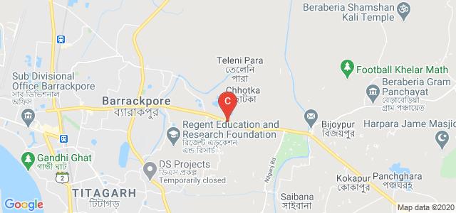 700121, Barackpore Main Road Kolkata, Sewli Telinipara, Malir Math, Barrackpore, West Bengal, India