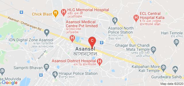Hutton Road, Mahisila Colony, Pathak Bari, Asansol, West Bengal, India