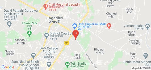 Maharaja Aggrasen Institute of Management and Technology, Basant Nagar, Yamuna Nagar, Haryana, India