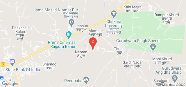Aryans Business School, Nepra, Rajpura, Punjab, India