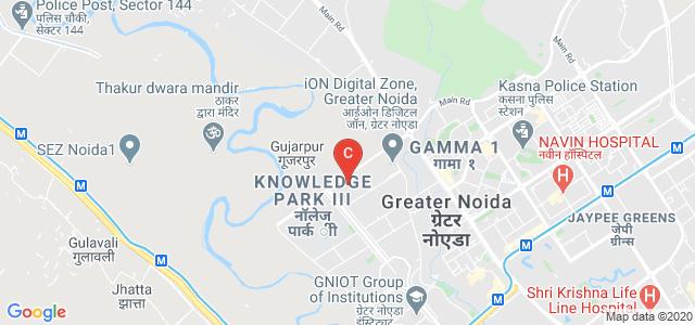 Knowledge Park III, Greater Noida, Uttar Pradesh, India