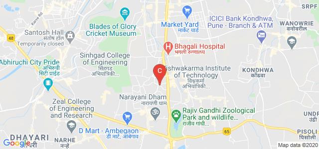 Rajgad Institute of Management, Research & Development, New Nurses Town Co Operative Society, Dhankawadi, Pune, Maharashtra, India