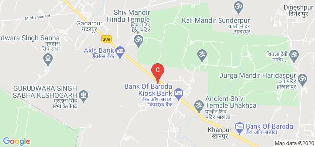 Saraswati Institute of Management & Technology, NH 74, Richchha, Uttarakhand, India