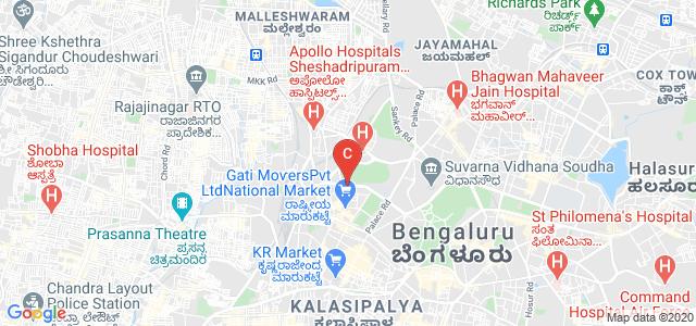 CMS Business School, Jain University, Seshadri Road, Gandhi Nagar, Bangalore, Karnataka, India