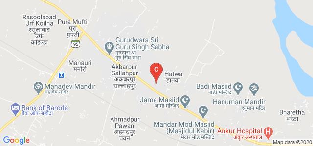 Abhay Memorial Trust Group Of Institution, Grand Trunk Road, Bamrauli, Prayagraj, Uttar Pradesh, India