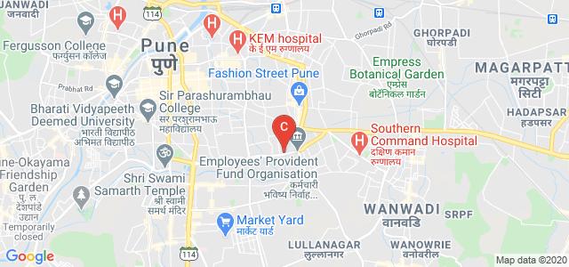 Al Ameen Education & Medical Foundation, Katad Khana, Pune, Maharashtra, India