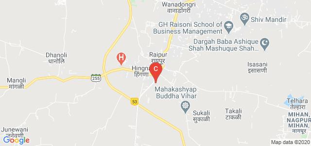 Aakar Institute Of Management & Research Studies., Dangarpura, Hingna, Nagpur, Maharashtra, India