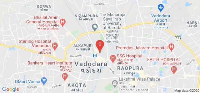 Maharaja Sayajirao University, Sayajiganj, Vadodara, Gujarat, India