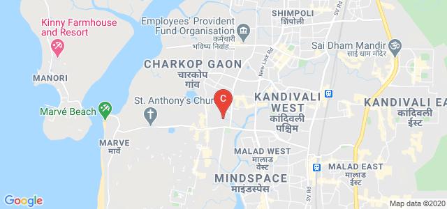 Atharva Institute of Management Studies, Malad - Marve Road, Charkop Naka, Asmita Jyoti Housing Society, Malad West, Mumbai, Maharashtra, India