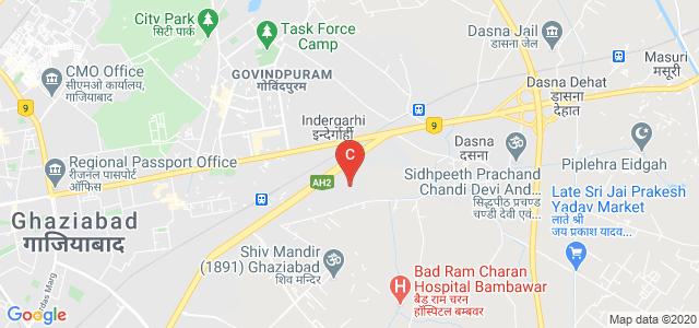 Ajay Kumar Garg Institute of Management, National Highway 24, Adhyatmik Nagar, Ghaziabad, Uttar Pradesh, India