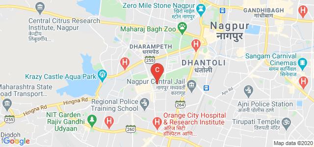 Dr. Ambedkar Institute Of Management Studies And Research, Deekshabhoomi, Bajaj Nagar, Nagpur, Maharashtra, India