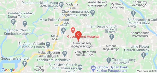 Holy Grace Academy of Management Studies, Mala, Kerala, India