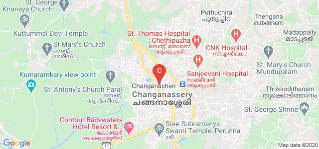 Berchmans Institute of Management Studies, Changanacherry, Kerala, India