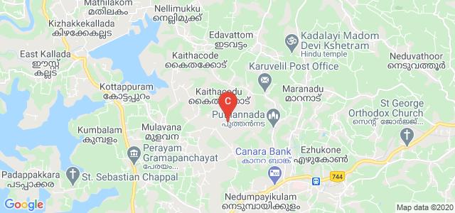 TKM Institute Of Management, Karuvelil, Ezhukone P O, Kolla, Kollam, Kerala, India