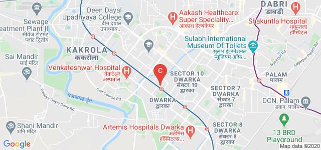 Banarsidas Chandiwala Institute of Professional Studies, Sector 11 Dwarka, Dwarka, Delhi, India