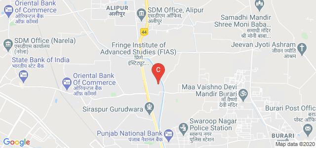 Delhi Institute of Rural Development - DIRD, GT Karnal Rd, Nangli Puna, Delhi, India
