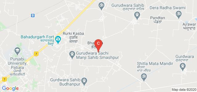 SRI GURU HARKRISHAN COLLEGE OF MANAGEMENT & TECHNOLOGY, Raipur, Punjab, India