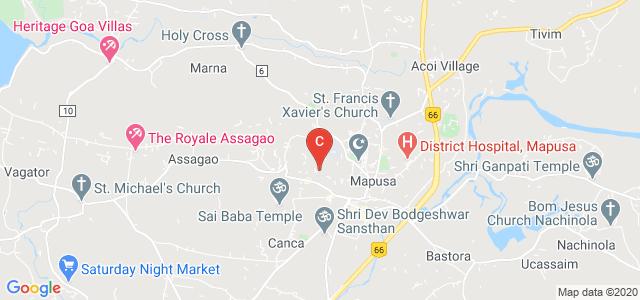 Sridora Caculo College of Commerce & Management Studies, Ghateshwar Nagar, Khorlim, Mapusa, Goa, India