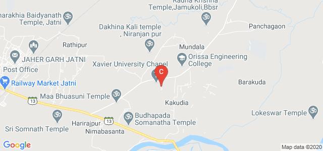 Xavier School Of Sustainability, Sundarapada - Jatani Road, Kakudia, Odisha, India