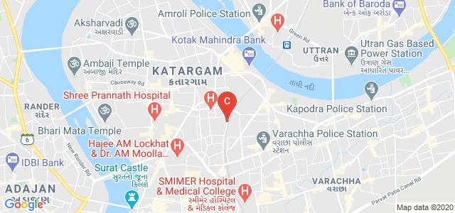 Sumul Dairy Road, Sardar Nagar, Surat, Gujarat 395008, India