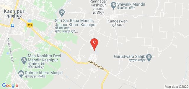 S.C. Guria Institute Of Management And Technology, Kashipur, Uttarakhand, India