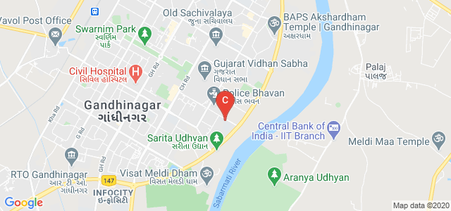 Gujarat Forensic Sciences University, Sector 9, Gandhinagar, Gujarat, India