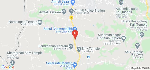 Tripura University, Suryamani Nagar, Bikramnagar, Tripura, India