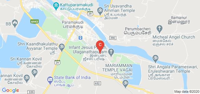 Government Arts College, Saraswathi Nagar, Ramanathapuram, Tamil Nadu, India